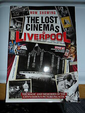 THE LOST CINEMAS OF LIVERPOOL MOVIE FILM PALACES PARAMOUNT GAUMONT GRAND ODEON