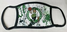 Boston Celtics Customized Performance Polyester Reusable Adult Face Mask