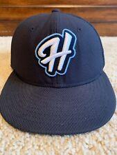 New Era 59Fifty Hillsboro Hops Hat 6 7/8 MiLB Baseball