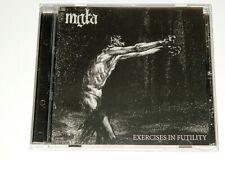 Mgla-Esercizi di futilità CD zentara, Lato Oscuro/mgła