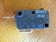 New Microwave Oven Door Micro Switch Normally Close SZM-V16-FC-62 W10269458 FC62