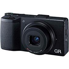 New RICOH GRII Digital Camera 16.2MP Wireless Flash Built-In Wifi GR II