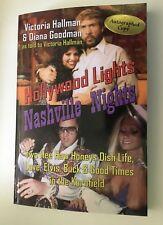 Diana Goodman / Elvis Hollywood Lights Nashville Nights Autograph Book