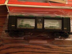 Lionel 19869 Alien Transport Aquarium Car New in Box!