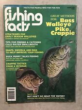 Fishing Facts March 1979
