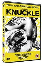 Knuckle DVD Film Ian Palmer Teddy Leifer Original UK Release Brand New Sealed R2