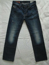 Diesel Larkee DNA Mens Blue Jeans Sz 28 x 32 Wash 008Y3 Regular Straight Used