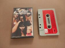 THE JIMI HENDRIX EXPERIENCE * ELECTRIC LADYLAND * VERY RARE REISSUE CASSSETTE