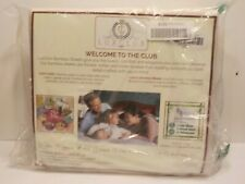 Bamboo Sheet Set 4 pc by LuxClub - full (c2)