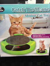 Motion Cat Toy: Catch the Mouse