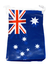 Henbrandt Australian Day Party Decorations Bunting Flags 12-Feet F30 585