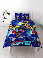 Transformers Hero Single Duvet Cover Quilt Cover Bedding Childrens Kids