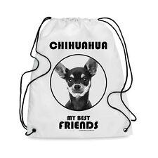 Borsa Sacca cane CHIHUAHUA MY BEST FRIEND