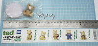 Ted Bear Mini Figure, 1pc #3 - Takara Tomy ARTS Gashapon   ==