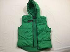 M43 New POP ICON Green Winter Hooded Snow Ski Jacket Vest Coat MEN'S M