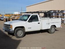 Chevrolet C2500 Utility Work Truck Roof Rack 7.4L 454 Engine -Parts/Repair