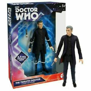Doctor Who The Twelfth Doctor 5.5 Inch Collector Series Action Figure