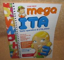 LIBRO MEGA ITA aut. LIVIA VECCI  ed. Raffaello  cod.11365