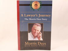 LIKE NEW! A Lawyer's Journey : The Morris Dees Story by Morris Dees (PB)
