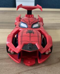 Marvel Spider-Man Hot Wheels Web-Car Launcher by Mattel 2017