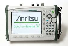 Anritsu MS2721B Spectrum Analyzer 9kHz-7.1GHz w Tracking Generator CALIBRATED