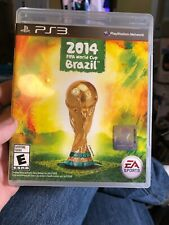 2014 FIFA World Cup Brazil - SONY PlayStation 3 PS3 EA Sports / Soccer Game I35