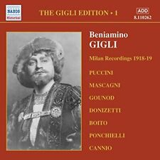 GIGLI - VARIOUS: GIGLI EDITION VOL 1 [CD]