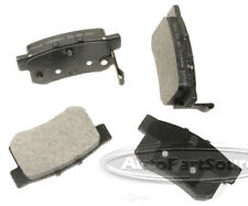 Semi-Metallic Pads fits 2007-2009 Suzuki SX4  AUTOPARTSOURCE