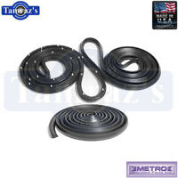 68-70 Charger R//T Hardtop Trunk Weatherstrip Seal TK2320 Metro USA MADE