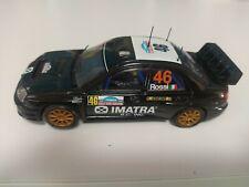 Subaru Impreza WRC Rossi Scalextric