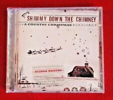 Shimmy Down the Chimney A Country Christmas CD Toby Keith Dolly Parton & Willie