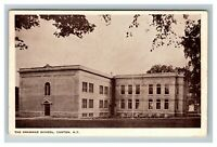 The Grammar School, Canton NY c1920 Postcard K15