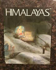 Himalayas: Growing Mountains, Living Myths, By Blanche C. Olschak, HC, DJ, ENG