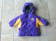 LOS ANGELES LAKERS JACKET (12 MOS.)