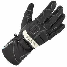 Motorbike Motorcycle Spada Storm Leather Gloves Waterproof Racing Touring Small