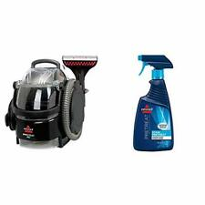 BISSELL SpotClean PRO Portable Carpet Cleaner, 750 W &  Tough Stain PreTreat