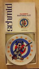 1976 Bicentennial Plate Snow White Walt Disney Productions Schmid LE  NIB