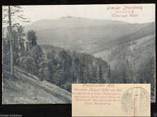Stempel Ansichtskarten aus Thüringen