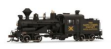 Rivarossi Pacific Lumber Heisler Steam Loco 2T DCC Ready HO Locomotive HR2609