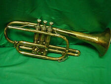 The MARTIN  Imperial Brass Trumpet & Case 1950'S? SERIAL NUMBER 177140