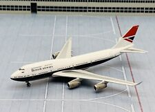 Phoenix 1/400 British Airways Boeing 747-400 Negus G-CIVB die cast metal model