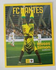 Magazine Match Football FCNA Nantes / Nice du 5 Octobre 2019