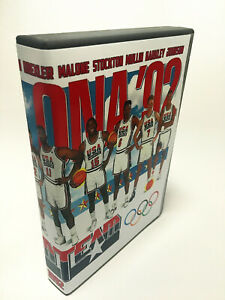 1992 U.S. Olympic Basketball Dream Team DVDs