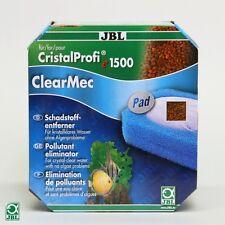 Jbl cristalprofi Clearmec más Pad E1500 E1501 e1901 Fosfato Nitrato Greenline