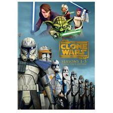 Star Wars: The Clone Wars - Season 1-5 (SEASON 1-5 COLLECTORS EDITION)