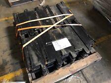 Gondola Shelving Low Base Bracket 19 Black 70 Available Used