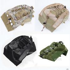 FMA Tactical Airsoft FAST Helmet Cover For Fast Helmet BK/DE/Multicam TB1310
