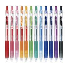 5pcs Japan Pilot Set 0.5 LJU120EF-12C 12 color gel pen pilot juice wholesale lot