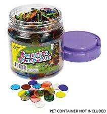 Counters Transparent 100p bag 16mm Maths Games Teacher Resources Light Box Kids