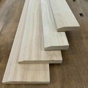 Oak Veneered Bevelled Skirting & Architrave Boards 18mm MDF with 1mm Oak Veneer
